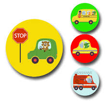 Reward Chart With Stickers Racing Cars Select Potty