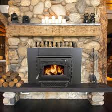 installing a wood burning fireplace insert cost install how much inside new installation to gas