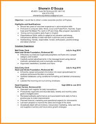 Sales Associate Resume No Experience Bio Letter Format