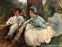 by the river john singer sargent paintings 13