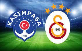 Kasımpaşa-Galatasaray Super League match (LIVE BROADCAST) - Livik