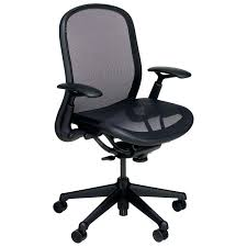 knoll life chair knoll chair fully adjule model in charcoal gray mesh back knoll life chair knoll life chair contemporary
