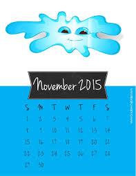 Blank July 2015 Calendar At Cute November Calendar