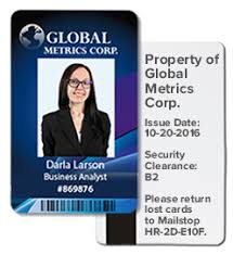 Identity Card Design Great Ideas For Your Id Card Design Id Wholesaler Learning Center