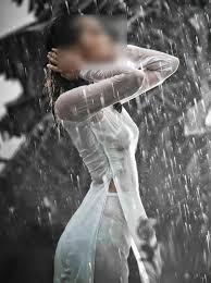Image result for hình ảnh nữ sinh mặc áo dài mỏng