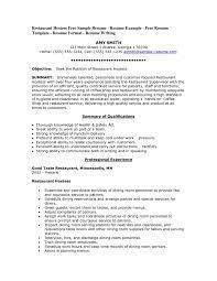 Resume : Sample Waitress Job Description 15 Hostess Within 19