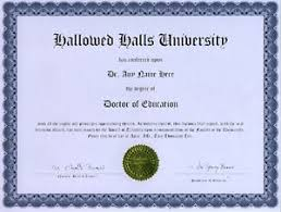 doctor education novelty diploma gag gift teacher  image is loading doctor education novelty diploma gag gift teacher
