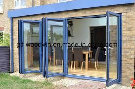 folding patio doors prices. Aluminum Exterior Bifold Door/Aluminium Folding Patio Doors Prices
