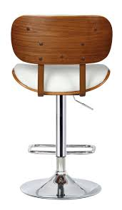 amazoncom boraam  smuk adjustable swivel stool white