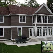 brown exterior paint color schemesBest 25 Brown roofs ideas on Pinterest  Exterior color schemes