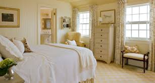 Ornate Bedroom Chairs Elegant Country Style Bedroom With Gingham Curtains And Ornate