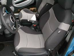 leather or cloth which one is more appropriate for car seats
