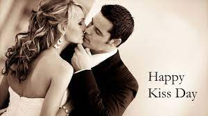 Happy kiss day images ...