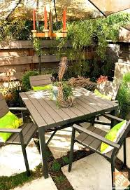 patio furniture for small spaces. Small Patio Dining Sets Space Furniture  Ideas Remarkable Interesting For Spaces