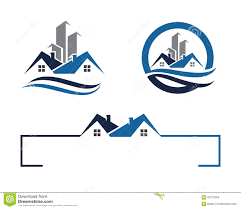 Home And Building Logo Stock Vector Illustration Of Leaf 60272004