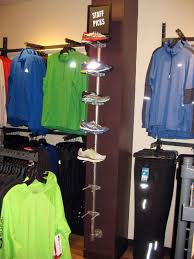 Just The Right Shoe Display Stand 100 DIY Retail Display Ideas From Clothing Racks To Signage 67