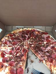 Pizza Place Called With Michigan Reddit All In Is My Extravaganza Today Sam's Birthday So A An Meat From Celebrated I Little