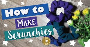 with hair ties and no sew tutorials