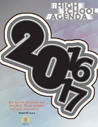 Agenda Cover Design #3 – Wafa Miqdad