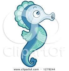 cute seahorse clipart. Contemporary Cute Intended Cute Seahorse Clipart