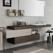wall mounted washbasin cabinet decor