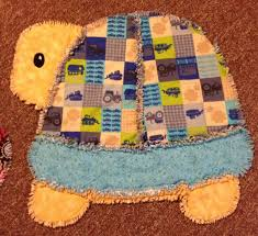 Turtle rag quilt. Approx 30inX30in. :) -JA- | I made this! Yep, me ... & Turtle rag quilt. Approx 30inX30in. :) -JA- Adamdwight.com