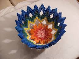 3D origami - VASE FOR FRUITS - misa na owoce - how to make instruction -  YouTube