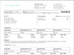 Travel Agency Bill Format Travel Invoice Template Travel Request Form Template Unique Travel