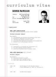 Curriculum Word Curriculum Vitae Formato Word Filename Guatemalago