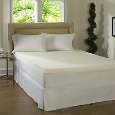 memory foam mattress pad. Shop Comforpedic Loft From Beautyrest 2-inch Memory Foam Mattress Topper - On Sale Free Shipping Today Overstock.com 8393506 Pad