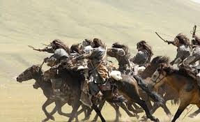genghis khan killed so many people that forests grew and carbon green hordes mongol warriors often wiped out entire settlements