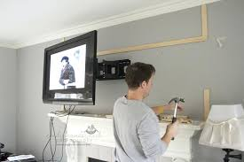flat panel wall mount wall mounting the flat screen wall mounting kit flat panel