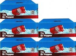 Small Vending Machines Ebay Awesome Dr Pepper 48oz Can 48 Small Vending Machine Calories Flavor Labels EBay