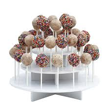 Confectionery Display Stands Adorable WOFO 32 Tier Assembly Removable Cupcake Stands Cake Pop Display Stand