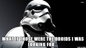 TR Readers' Best Stormtrooper Memes (and Stormtrooper/Sharknado ... via Relatably.com