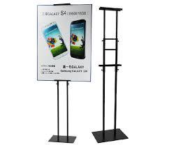 Free Standing Poster Display