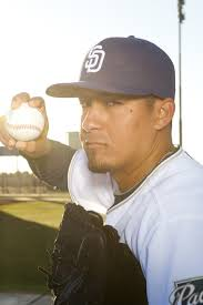 Ernesto Frieri #39 of the San Diego Padres poses during their photo day at the Padres Spring Training Complex on February 23, ... - Ernesto%2BFrieri%2BSan%2BDiego%2BPadres%2BPhoto%2BDay%2BDNnCl6ZdgVWl