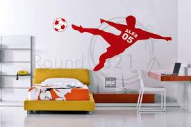 GIRLS SOCCER BEDROOM IDEAS  FOOTBALL DORM DECOR  BEDROOM Soccer Bedroom Decor