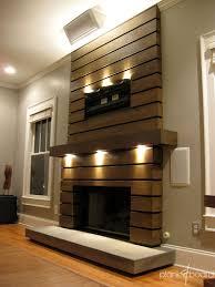 Australia Fireplace Facade Wood