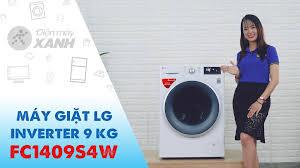 Máy giặt LG FC1409S4W giá rẻ, có trả góp