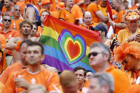 Interested in how the celebration of love, diversity and the demonstration for equal. Uefa Defends Display Of Pride Flags In Budapest Stadium Fan Zone Bloomberg