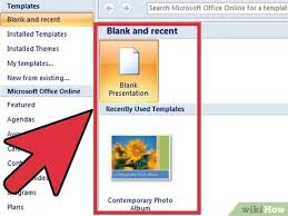 Microsoft Office Ppt Theme The Best Way To Use Microsoft Office Powerpoint Wikihow