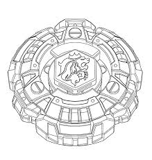 Beyblade Anime Coloring Pages For Kids Printable Free Places To