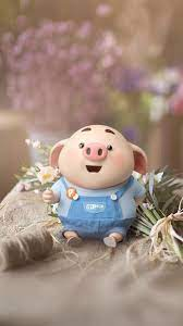 Lucky pig wallpaper HD cute (Page 7 ...