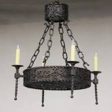 tuscany lighting. Spanish Style Wrought Iron Chandelier-Lights Of Tuscany - Stairwell Lighting