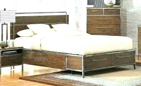 wrought iron and wood furniture. Wrought Iron And Wood Bedroom Sets Furniture Metal