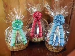 baskets to honor employees who go above and beyond