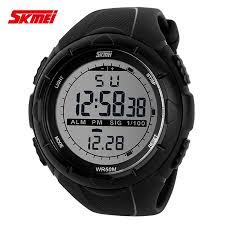 digital watches brands best watchess 2017 aliexpress skmei 1025 brand men sport digital watches s