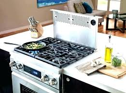 gas cooktop with downdraft. Unique Downdraft Gas Cooktops With Downdraft 30 Inch  Cooktop Stainless Steel With Gas Cooktop Downdraft