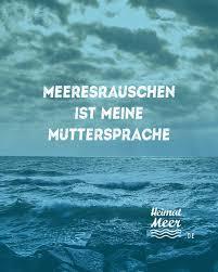 Meeresrauschen Ist Meine Muttersprachemehr Vom Meer Succès